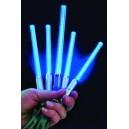 LED blink svetleći štap, plava svetlost, metano telo, okovratnik - BL-TCX-LSS