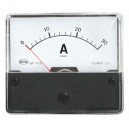 Ampermetar analogni 68x34mm K-2,5 30A DC - BP670-30ADC