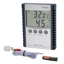 Termometar (unutrašnja i spoljašnja temperatura) / Vlagomer (senzor na spoljašnjoj sondi) - INS-TV-520