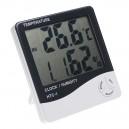 Sobni Termometar / Vlagomer / Časovnik HTC-1 - INS-TVS-1