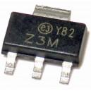 Z3M - Z0103MN - Triak 1A 600V 3mA AGA SOT223