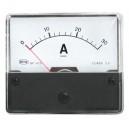 Ampermetar analogni 68x34mm K-2,5 30A DC - BP670-30ADC